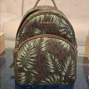 NEW Michael Kors backpack.